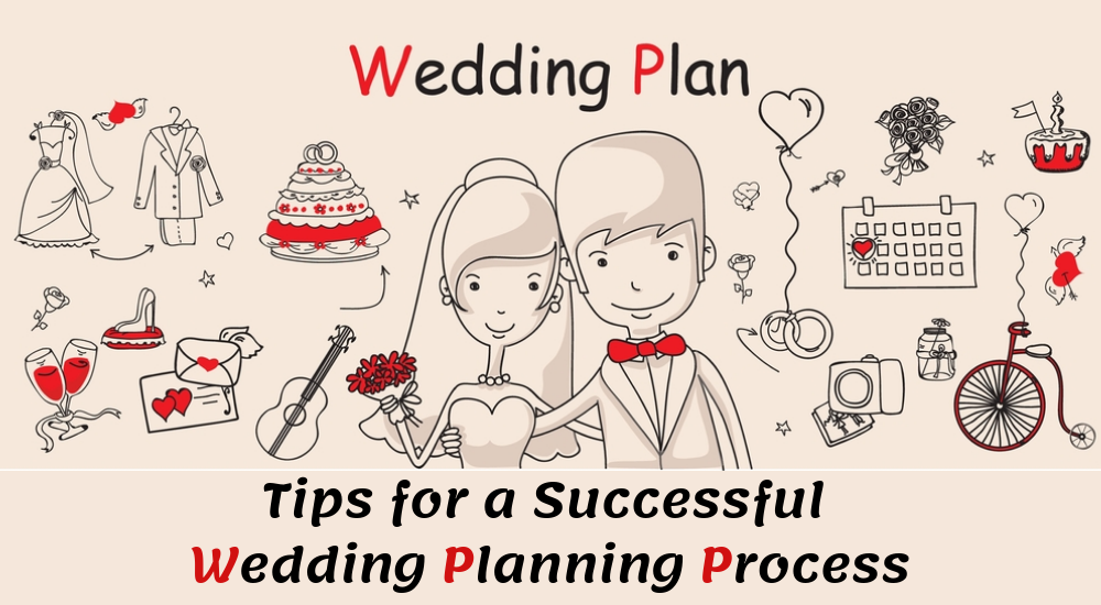Make Your Wedding Planning Process Easier with Simple Tips