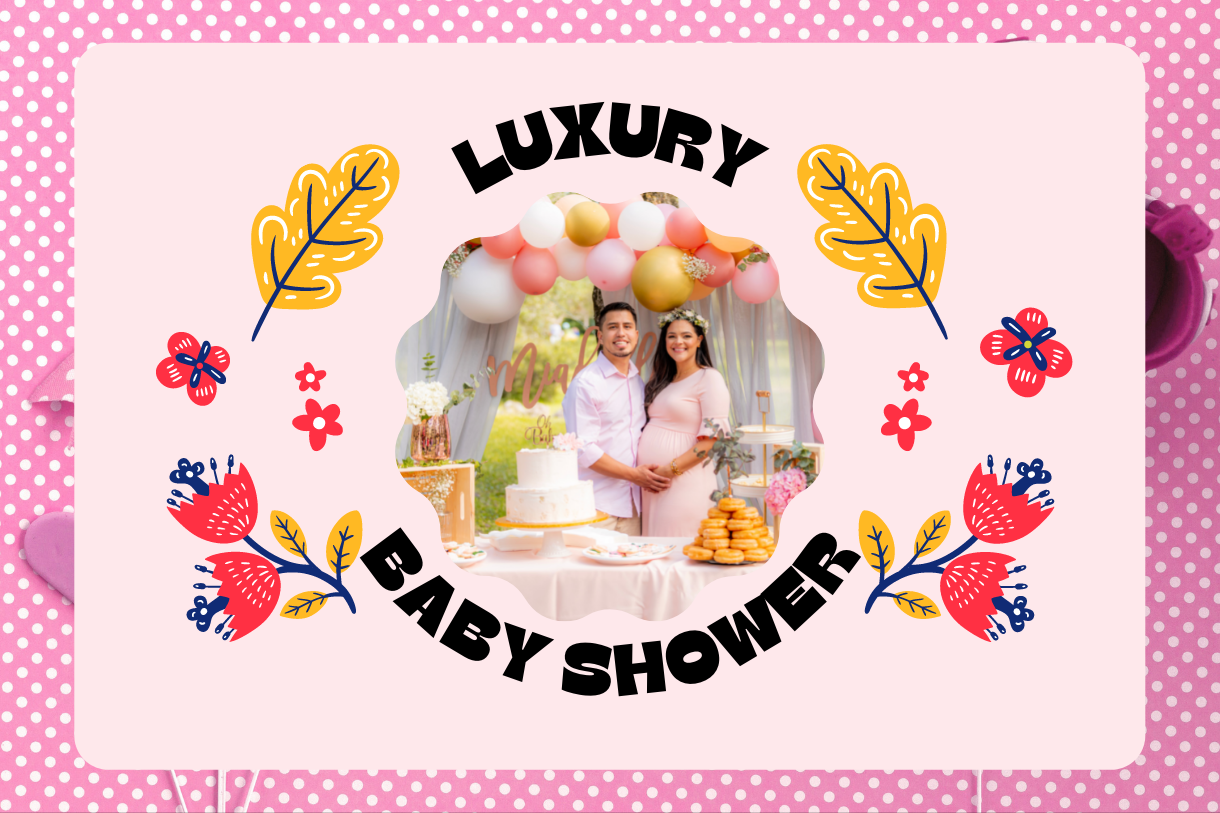 The Top Tips for Organizing A Luxury Baby Shower